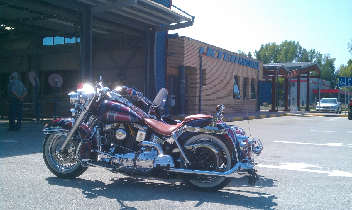 3-Harley-Davidson